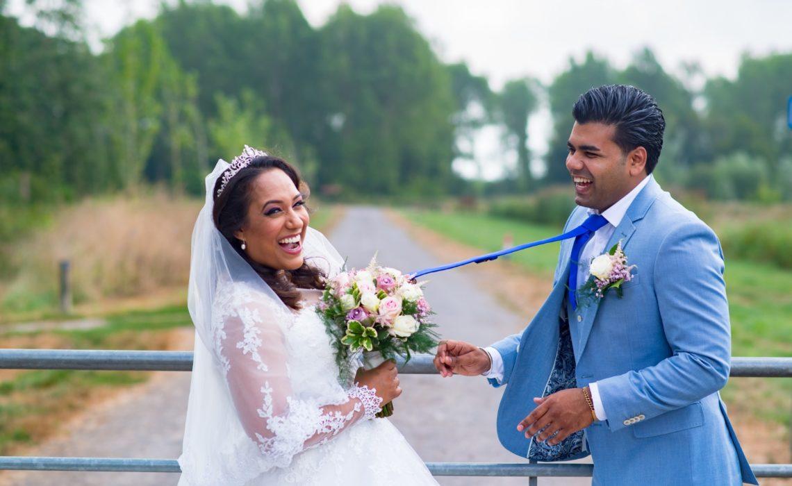 Bruiloft organiseren Kelly & Kesheal