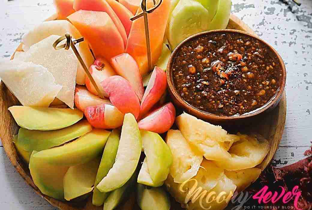 Sambal Lotis Recept