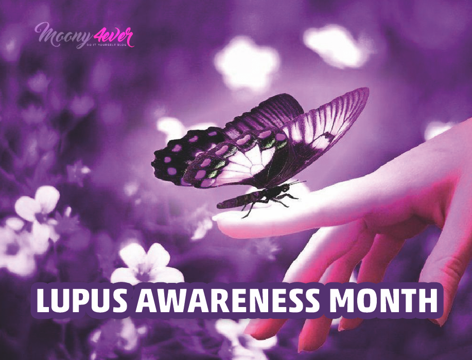 LUPUS AWARENESS MEI - MOONY4EVER